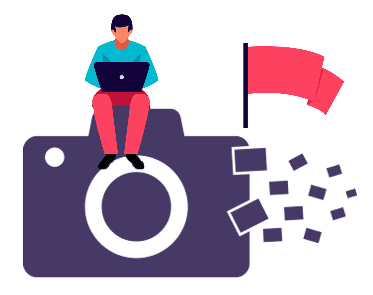réalisation d'images